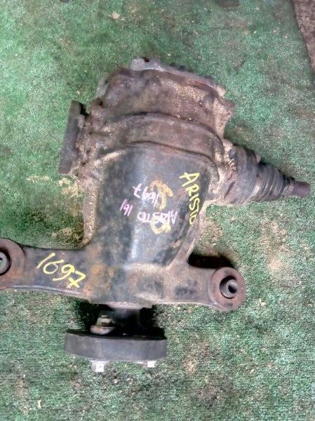 Редуктор Toyota Aristo JZS160 2JZ-0562681 1997 задний