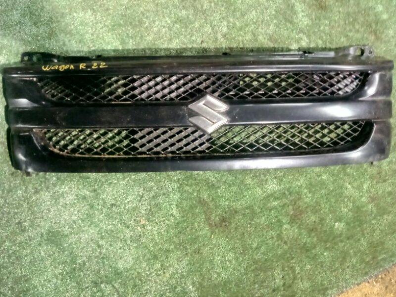 Решетка радиатора Suzuki Wagon R MH22S