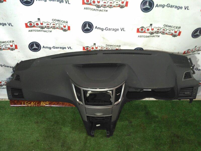Airbag пассажирский Subaru Legacy BR9 EJ25-E021842 2009