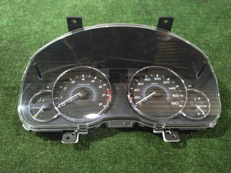 Панель приборов Subaru Legacy BR9 EJ25-E021842 2009