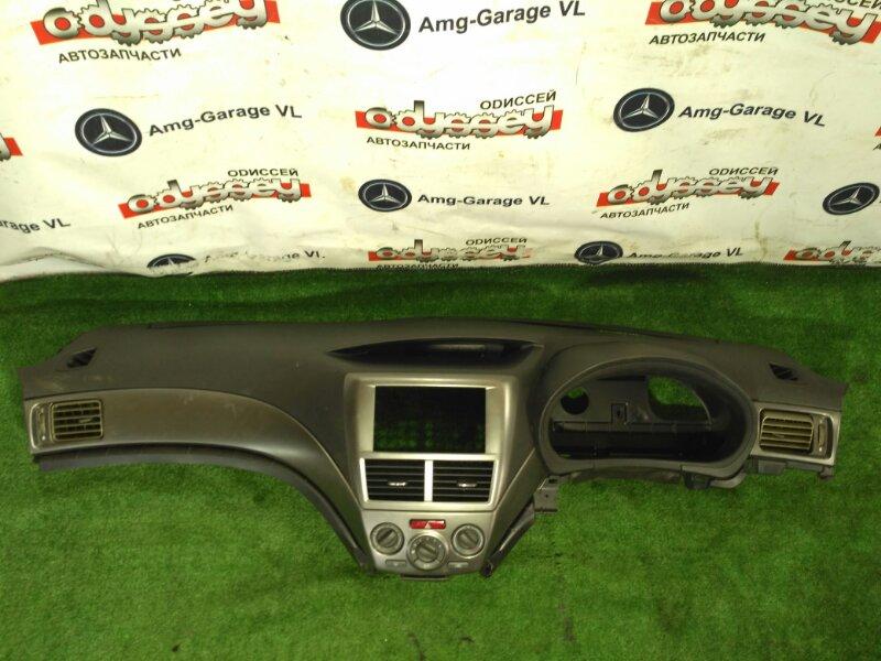 Airbag пассажирский Subaru Impreza GH2 EL15-E293425 2010