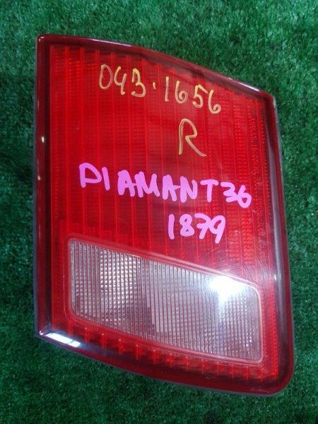 Стоп-вставка Mitsubishi Diamante F36A 6G72-N20371 1995 задняя правая