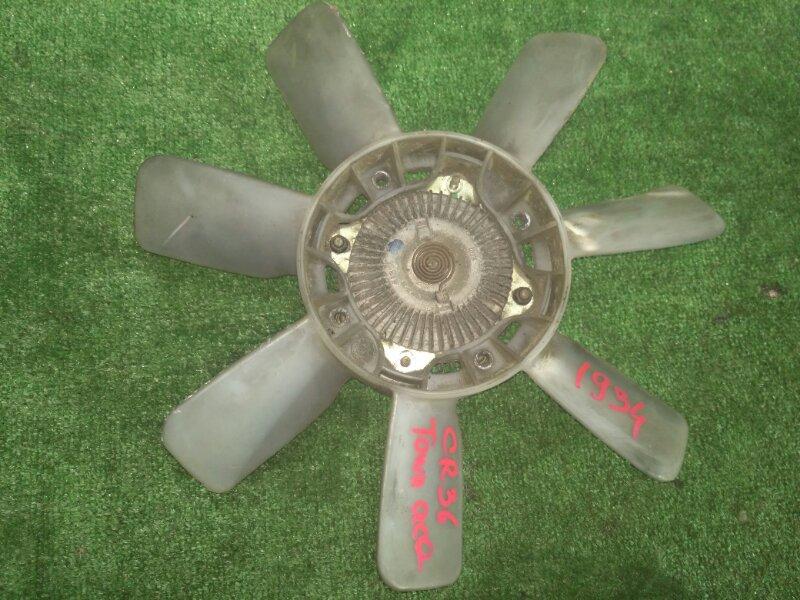 Вентилятор вязкомуфты Toyota Town Ace CR36 2C-3173598 1995