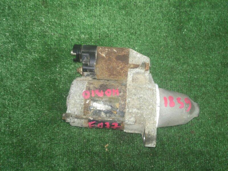 Стартер Honda Vamos Hobio HJ2 E07Z-8387093 2012