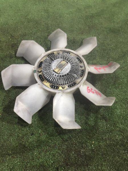 Вентилятор с вязкостной муфтой Mitsubishi Pajero V45W-4409133 6G74-CG6722 1997
