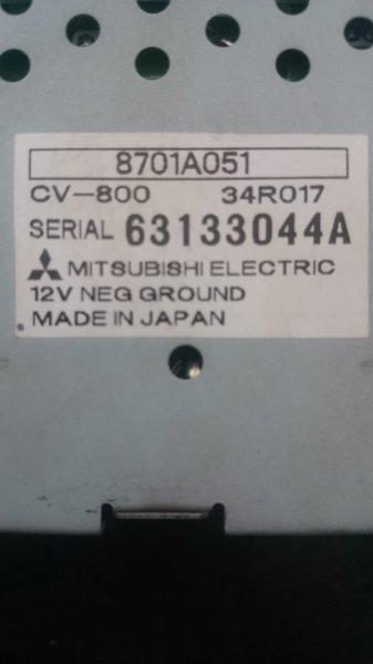 Усилитель магнитофона Mitsubishi Outlander CW5W 4B12-AB9676 2006