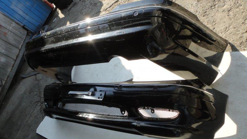 Бампер Mercedes S55 W220 113986 2000 передний