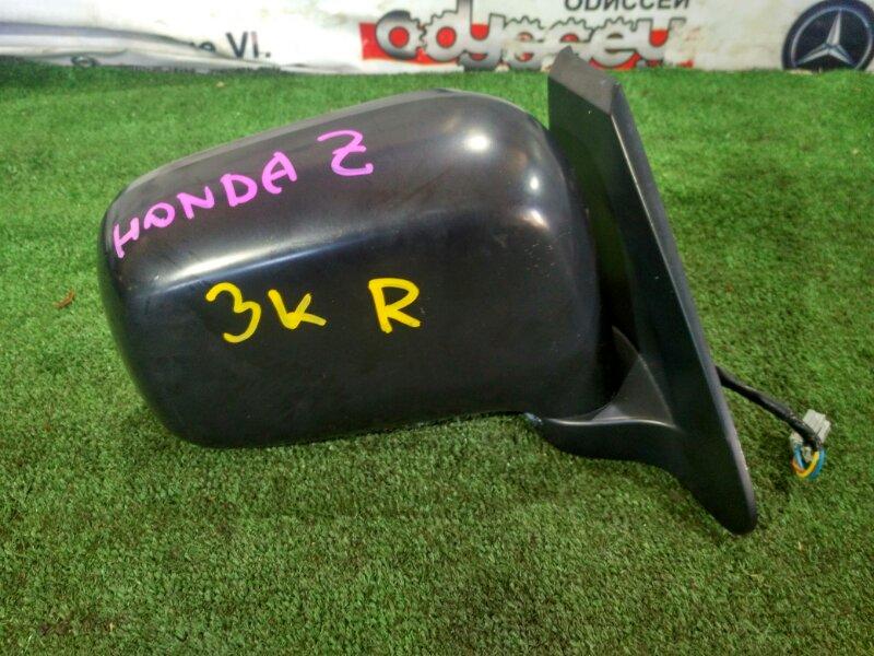 Зеркало Honda Z PA1 E07Z-1030998 2000 переднее правое