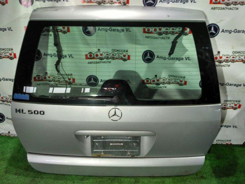 Дверь 5-я Mercedes M350 W163 112970 2004