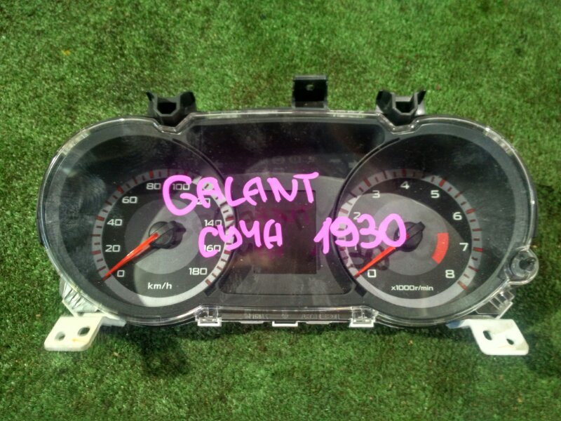 Панель приборов Mitsubishi Galant Fortis CY4A 4B11-AS6187 2007