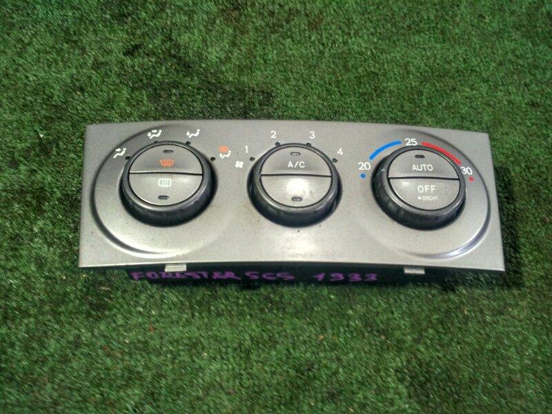 Климат контроль Subaru Forester SG5 EJ205DXTK*-915476 2003