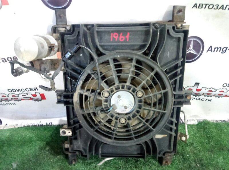 Радиатор кондиционера Mazda Bongo SK22 R2-837741 2001