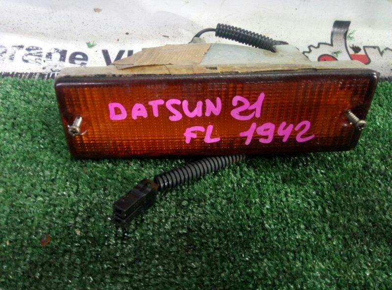 Повторитель в бампер Nissan Datsun BMD21 TD27-143507 1990 передний левый