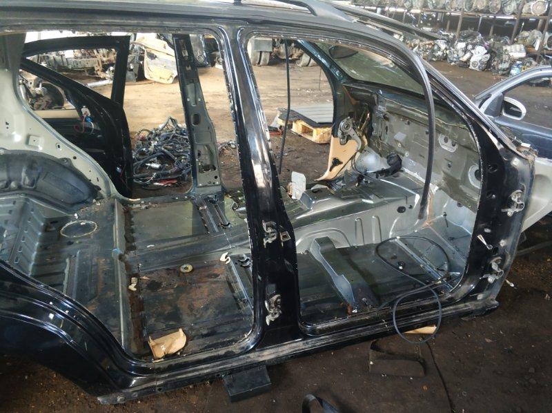 Порог кузова Mercedes M430 W163 113942 1999 правый