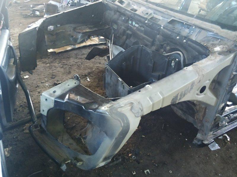 Лонжерон Mercedes M430 W163 113942 1999 передний левый
