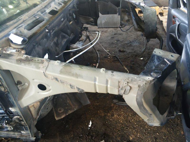 Лонжерон Mercedes M430 W163 113942 1999 передний правый