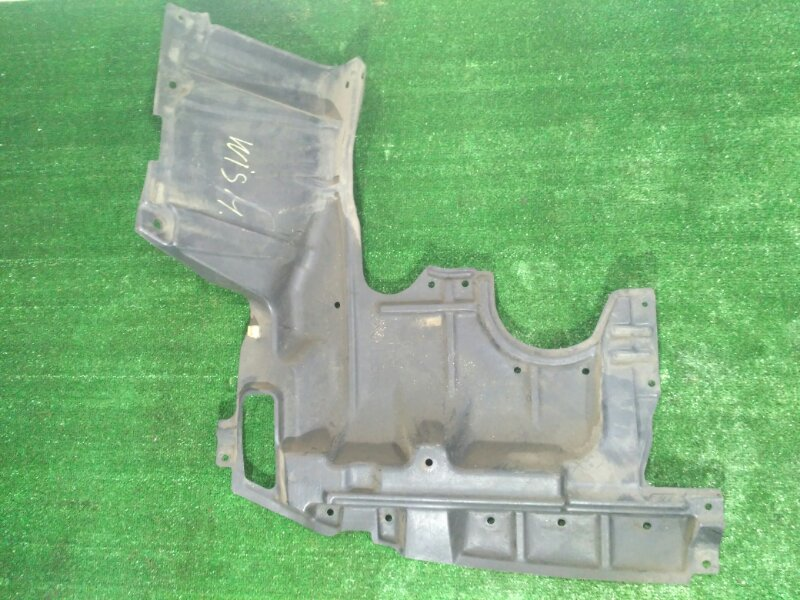 Защита двигателя Toyota Wish ZNE10 1ZZ 2003 передняя правая