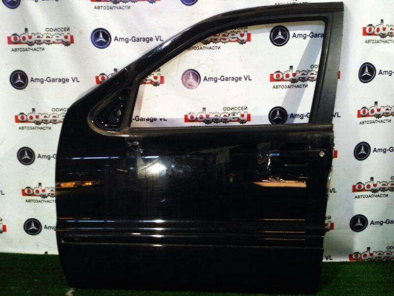 Дверь Mercedes M430 W163 113942 1999 передняя левая