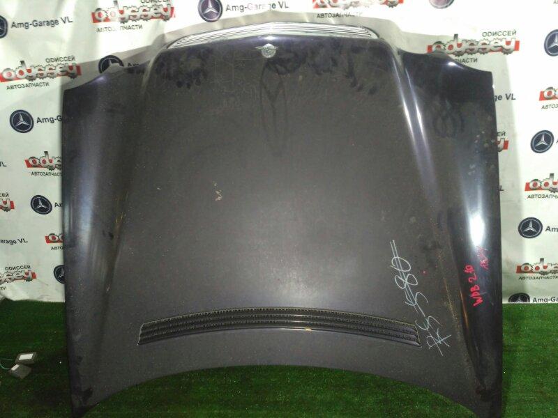 Капот Mercedes E50 W210 119980 1996 передний