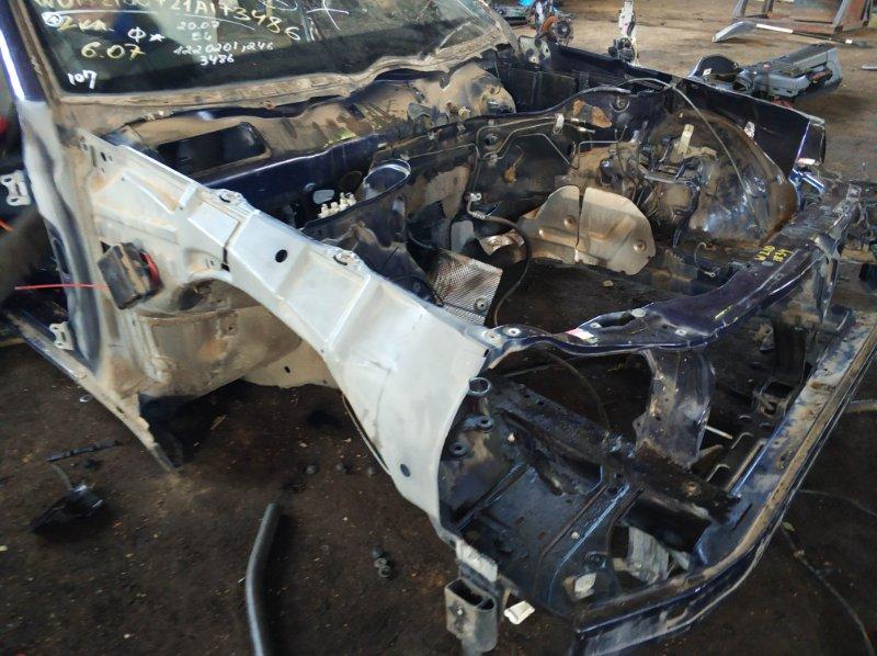 Лонжерон Mercedes E50 W210 119980 1996 передний правый