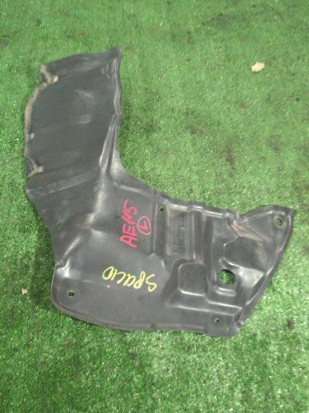 Защита двигателя Toyota Corolla Spacio AE111 4A 2000 передняя левая