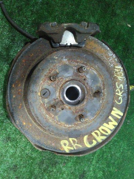 Ступица Toyota Crown GRS184 2GR задняя правая
