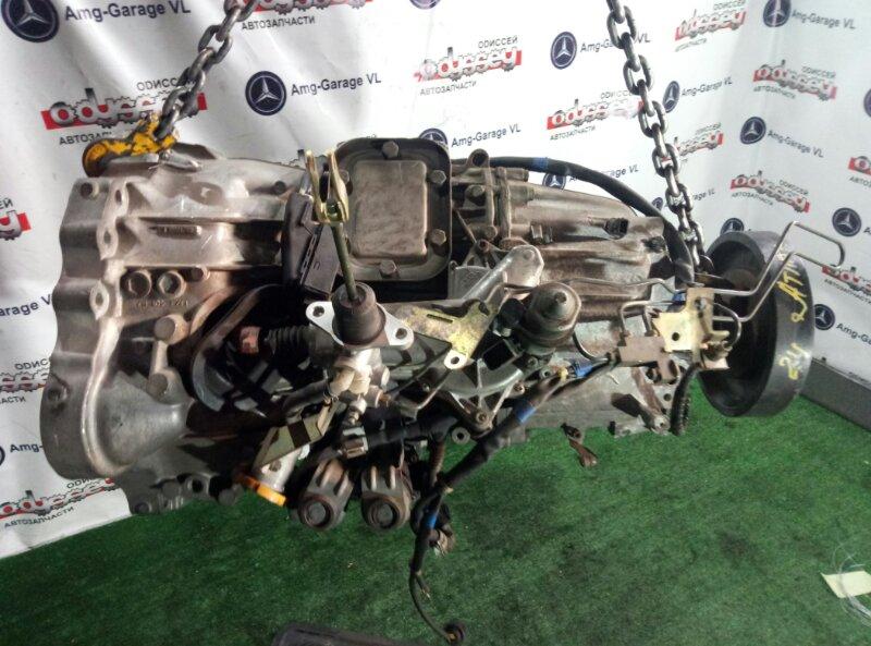 Кпп механическая Nissan Atlas SZ2F24 ZD30 2010