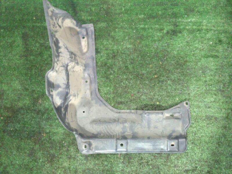 Защита двигателя Toyota Corolla Runx передняя правая