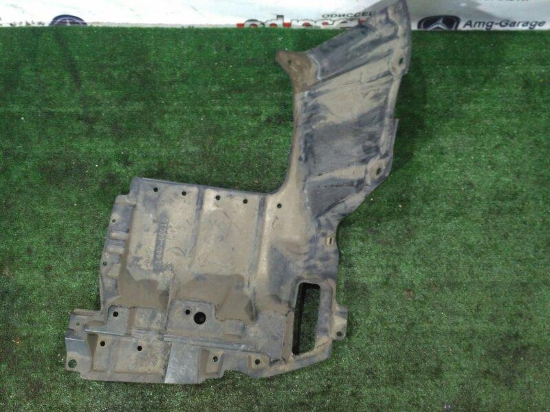 Защита двигателя Toyota Wish ZNE10 1ZZ 2005 передняя левая