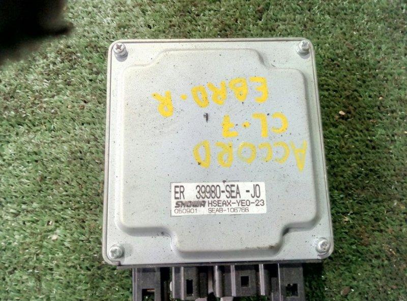 Блок управления рулевой рейкой Honda Accord CL7 K20A-6521512 2005