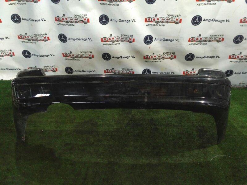 Бампер Mercedes C230 W203 271948 2005 задний