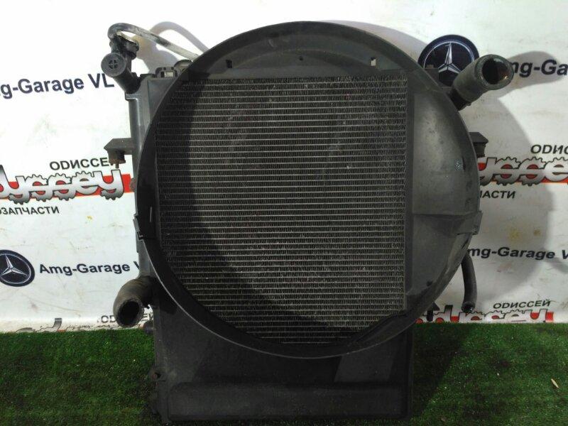 Радиатор Mazda Bongo Brawny SR5AV WL-381566 1998