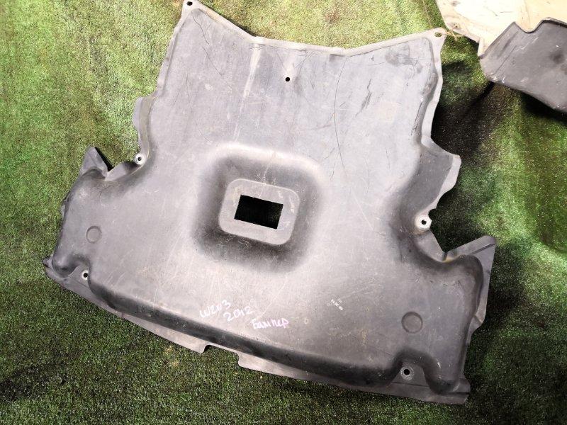 Защита двигателя Mercedes C230 W203 271948 2005 передняя