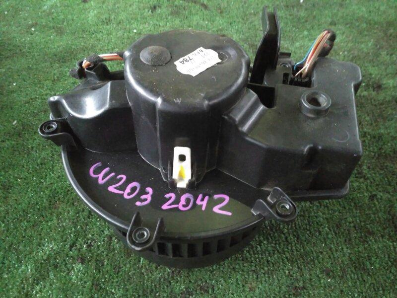 Мотор печки Mercedes C230 W203 271948 2005