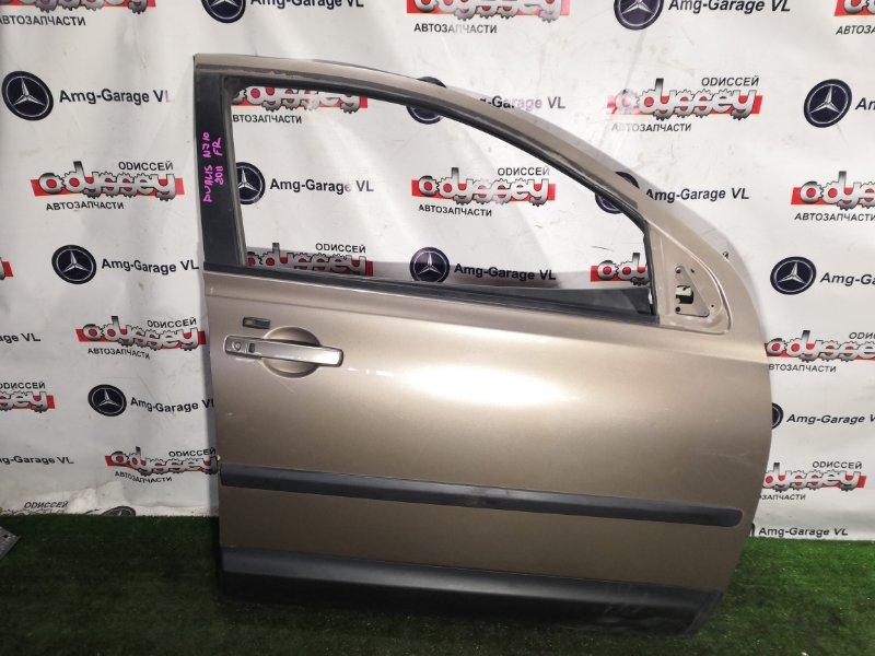 Дверь Nissan Dualis NJ10 MR20-308799A передняя правая