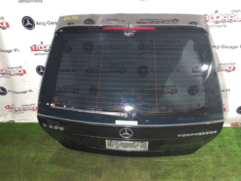 Дверь 5-я Mercedes C230 W203 271948 2005