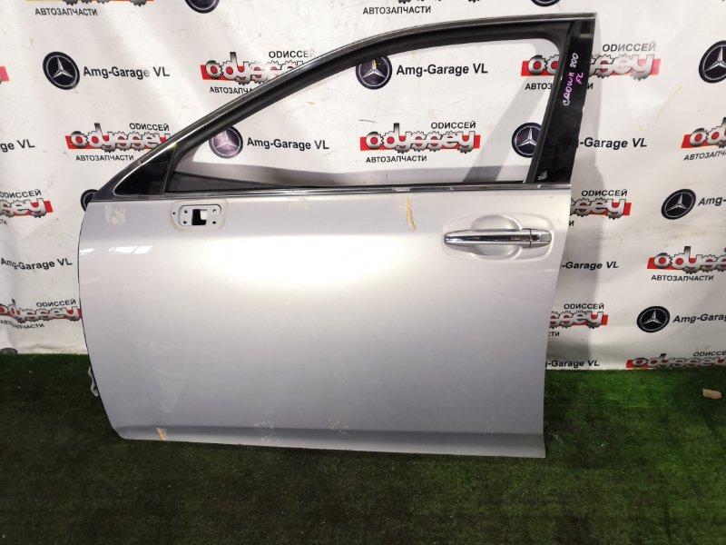 Дверь Toyota Crown Athlete GRS200 4GR-0452204 2008 передняя левая