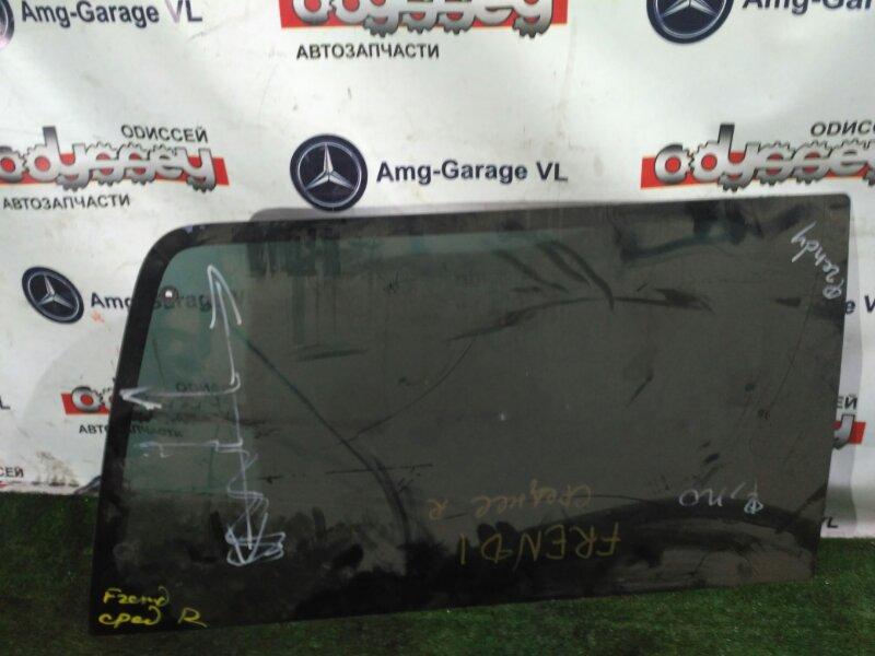 Стекло собачника Mazda Bongo Friendee SGL5 WL-231591 1995 заднее правое
