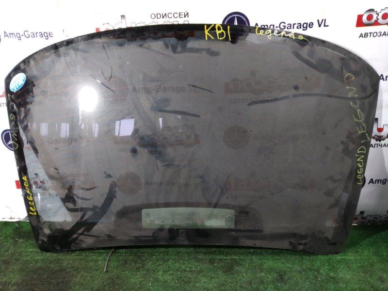 Стекло заднее Honda Legend KB1 J35A 2007