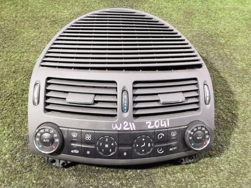 Климат контроль Mercedes E230 W211 112913 2003