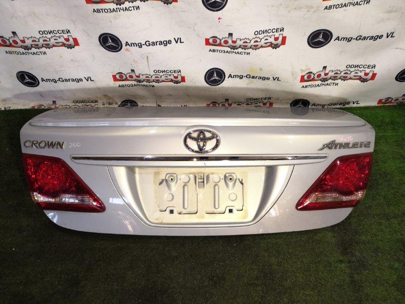 Крышка багажника Toyota Crown Athlete GRS200 4GR-0452204 2008
