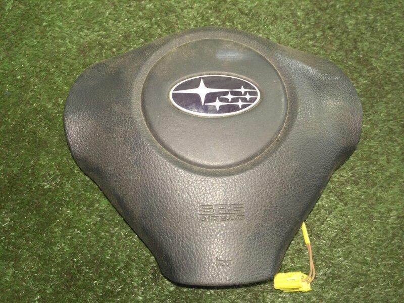 Airbag на руль Subaru Forester SHJ FB20-R081457 2011