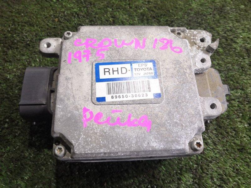 Блок управления рулевой рейкой Toyota Crown Majesta UZS186 3UZ-0349372 2004
