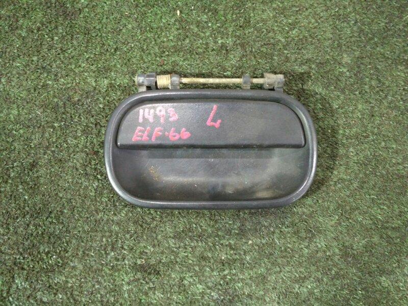 Ручка двери Isuzu Elf NPR66 4HF1 2000 передняя левая