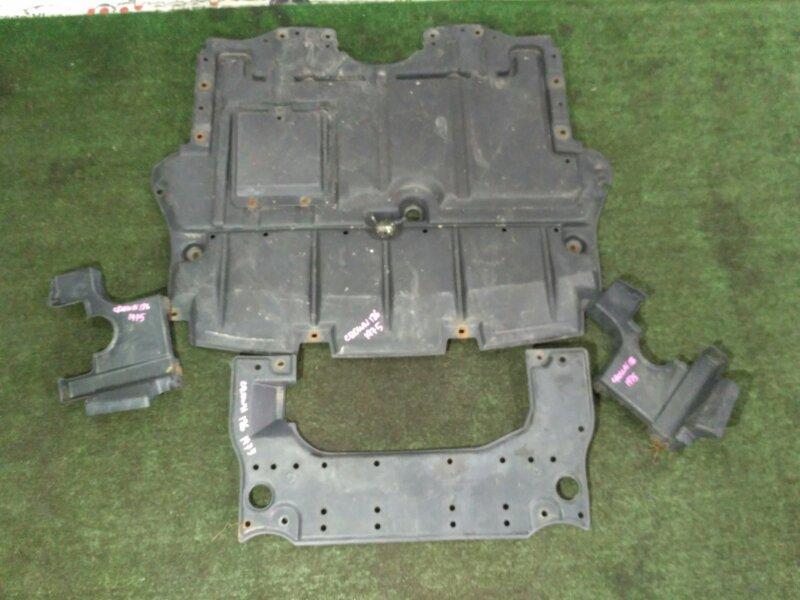 Защита двигателя Toyota Crown Majesta UZS186 3UZ-0349372 2004