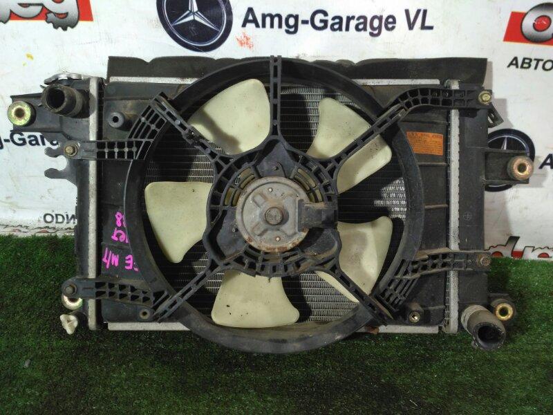 Радиатор Daihatsu Hijet Truck S210P EF-SE 2004