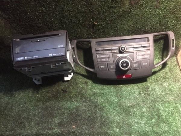 Магнитофон Honda Accord CU2 K24A 2009