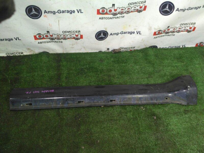 Порог Mazda Ford Escape LFACTMYVX82000203 AJ-8205043 2009 передний правый