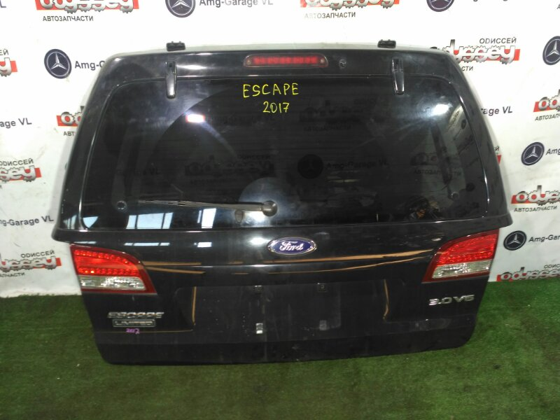 Дверь 5-я Mazda Ford Escape LFACTMYVX82000203 AJ-8205043 2009