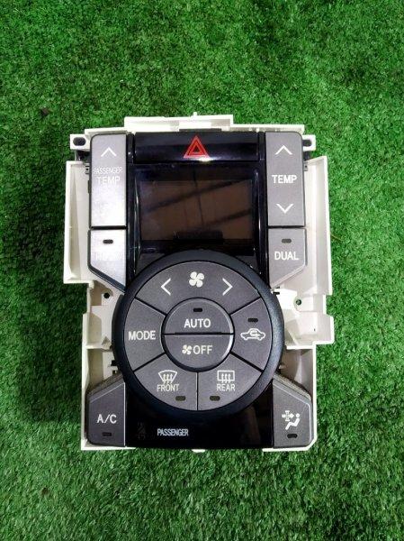 Климат контроль Toyota Voxy ZRR75 3ZR-4169748 2008